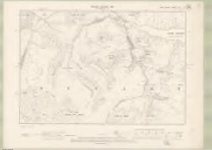 Argyll and Bute Sheet XVII.SE - OS 6 Inch map