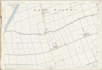 Norfolk LVI.15 (includes: Marshland St James; Stow Bardolph) - 25 Inch Map