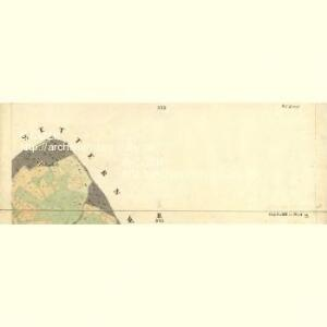 Tweras - c7609-1-013 - Kaiserpflichtexemplar der Landkarten des stabilen Katasters