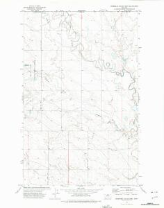 Creedman Coulee East