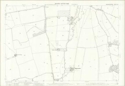 Gloucestershire XIII.7 (includes: Dumbleton; Stanton; Toddington) - 25 Inch Map