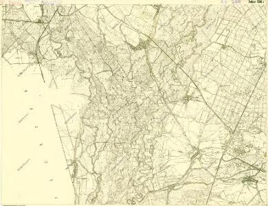 III. vojenské mapování 4558/1