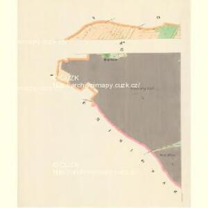 Chlumetz - c2522-1-009 - Kaiserpflichtexemplar der Landkarten des stabilen Katasters