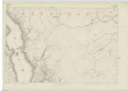 Stirlingshire, Sheet VI (& parts of Dumbartonshire sheets VIII, * - OS 6 Inch map