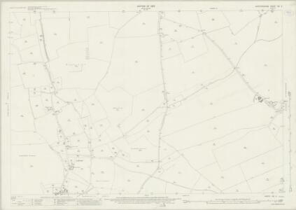 Hertfordshire XIII.2 (includes: Ardeley; Clothall; Cottered; Rushden) - 25 Inch Map