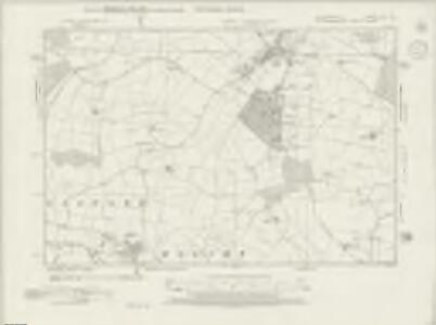 Bedfordshire XX.NE - OS Six-Inch Map
