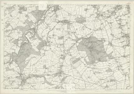 Durham VI - OS Six-Inch Map