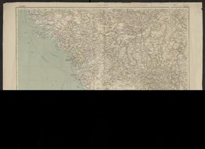Carte générale de l'Afrique occidentale française. flle n2, Guinée