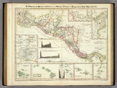 Die Vulkanreihe von Guatemala, (etc.).