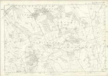 Kent XXVII - OS Six-Inch Map