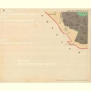 Hafnerluden - m1637-1-004 - Kaiserpflichtexemplar der Landkarten des stabilen Katasters