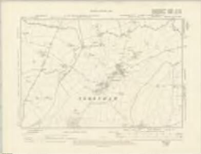 Gloucestershire XV.NE - OS Six-Inch Map