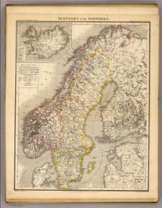 Schweden u. Norwegen.