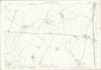 Staffordshire L.10 (includes: Brewood; Penkridge; Stretton) - 25 Inch Map