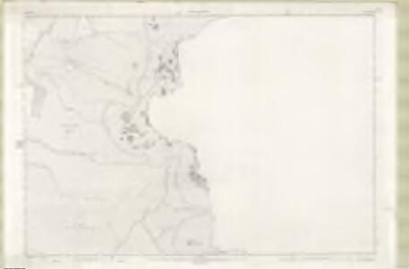 Sutherland Sheet LVII - OS 6 Inch map