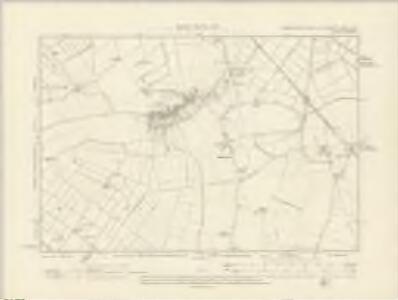Cambridgeshire XXVI.NW - OS Six-Inch Map