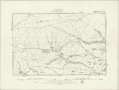 Somerset XLVI.SE - OS Six-Inch Map