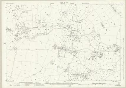 Staffordshire XXIX.9 (includes: Adbaston; Eccleshall) - 25 Inch Map