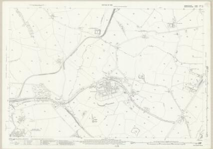 Warwickshire XIXA.10 (includes: Birmingham; Frankley) - 25 Inch Map