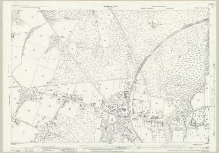 Dorset XLIII.7 (includes: Corfe Mullen; Lytchett Minster; Poole) - 25 Inch Map