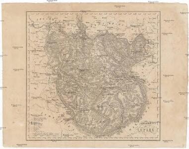 Zemljepis od Serbie