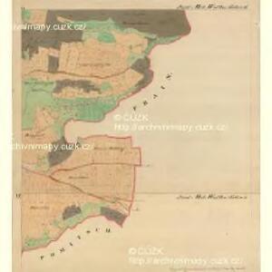 Landschau - m1467-1-006 - Kaiserpflichtexemplar der Landkarten des stabilen Katasters