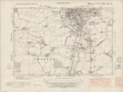 Essex nXXXII.SW - OS Six-Inch Map