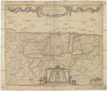 Terra Sancta sive Promissionis, olim Palestina