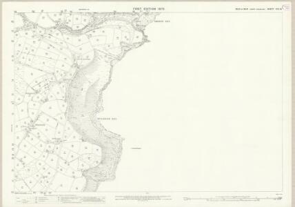 Isle of Man VIII.15 - 25 Inch Map