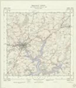 SW84 - OS 1:25,000 Provisional Series Map