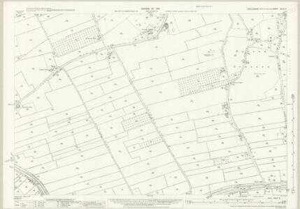Lincolnshire CXLIV.5 (includes: Gedney; Long Sutton; Tydd St Mary) - 25 Inch Map
