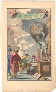 Museumskart 158: Atlasillustrasjon