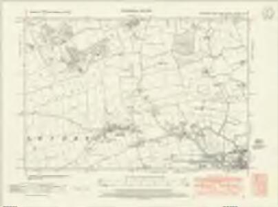 Yorkshire CCXXV.NE - OS Six-Inch Map