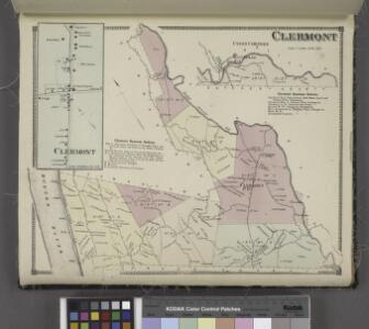 Chermont [Village]; Clermont Business Notices.; Clermont [Township]