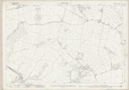 Derbyshire XVIII.2 (includes: Dronfield; Eckington; Unstone) - 25 Inch Map