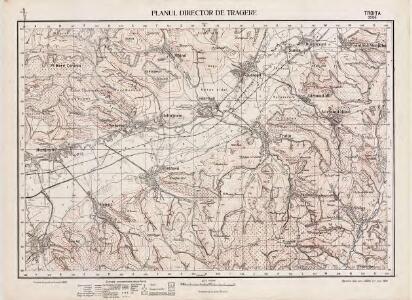 Lambert-Cholesky sheet 3566 (Troiţa)