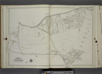 Part of Ward 4. [Map bound by Richmond Road, Baltic   Ave, Hanover Ave (Main), Neckar Ave, Weser Ave, Elbe Ave, Mosel Ave, Clove Ave,  Fingerboard Road, Staten Island Rail Road, Cornelia St, Wilson St, Old Town      Road]