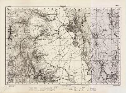 Lambert-Cholesky sheet 4667 (Bacău)