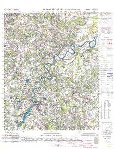 Bavaria 1:50,000, Wasserburg (East)
