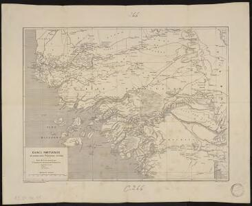 Guinée portugaise et possessions françaises voisines
