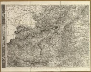 Oesterreich, Steyermark, Illyrien. Ungarn. Comitate: Wieselburg, Oedenburg, Eisenburg, Szalader, Schimegher und Preßburger