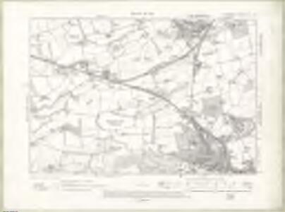 Lanarkshire Sheet VII.NE - OS 6 Inch map