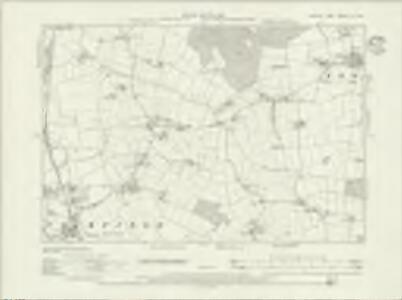Suffolk LV.SW - OS Six-Inch Map