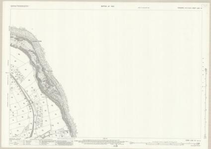 Yorkshire LXII.12 (includes: Cloughton) - 25 Inch Map