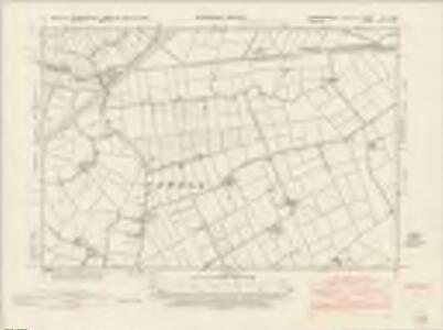 Cambridgeshire XIII.SW - OS Six-Inch Map