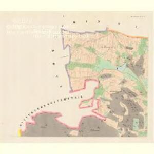 Stržebohostitz (Střebohostice) - c8041-1-001 - Kaiserpflichtexemplar der Landkarten des stabilen Katasters