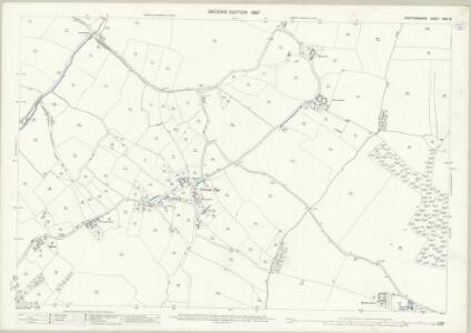 Hertfordshire XXII.16 (includes: High Wych; Much Hadham; Thorley) - 25 Inch Map