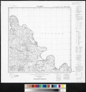 Messtischblatt 10102-10103 : Grenzhöhe, 1927 Grenzhöhe