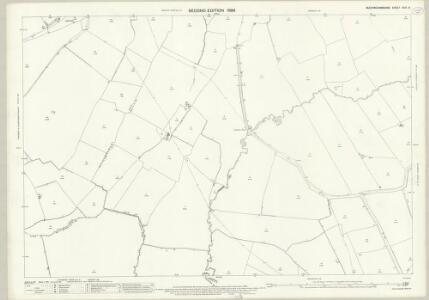 Buckinghamshire XXIII.8 (includes: Creslow; Cublington; Dunton; Stewkley) - 25 Inch Map