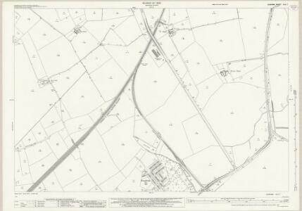 Durham XLV.7 (includes: Greatham; Seaton; West Hartlepool) - 25 Inch Map